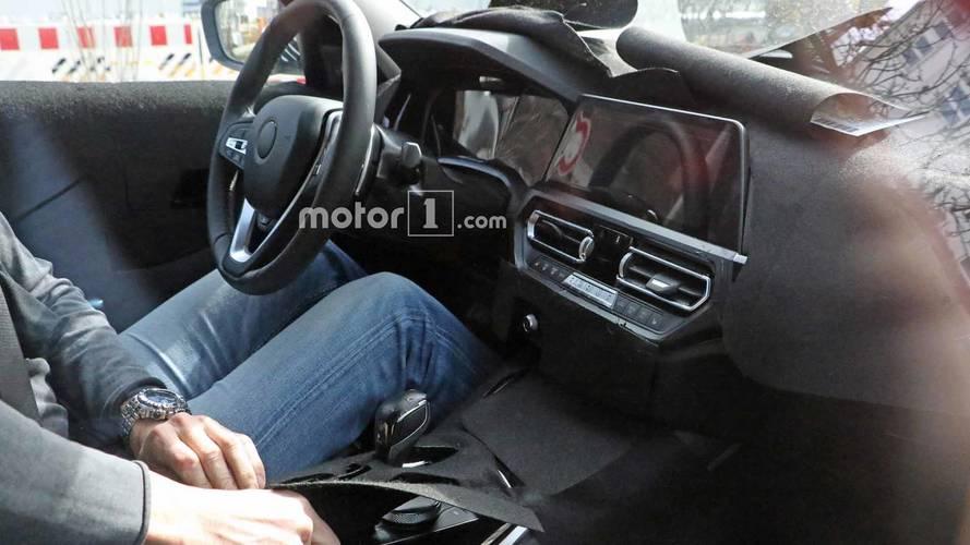 Photos espion BMW Série 3 (2019)