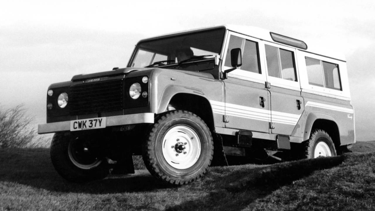 Land Rover 110 1983