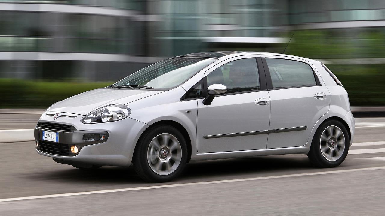 Fiat Punto - A história