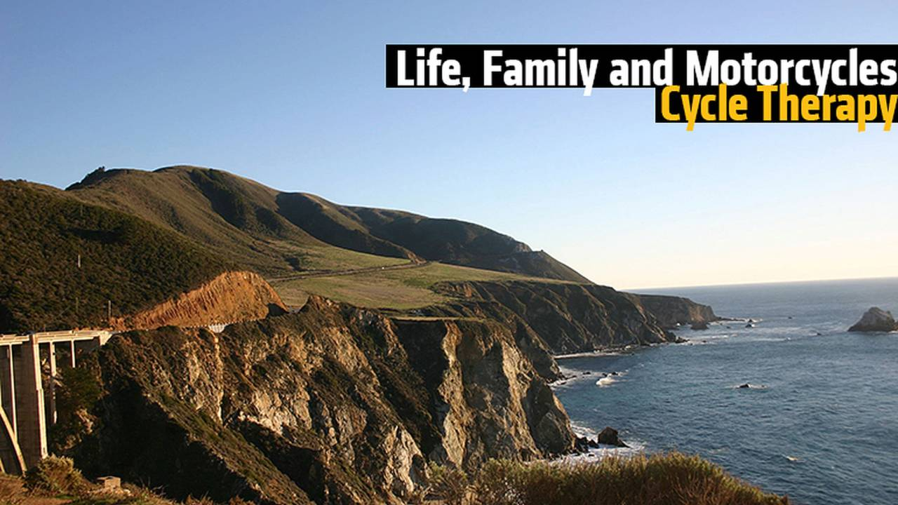 Life, Family and Motorcycles - Cycle Therapy