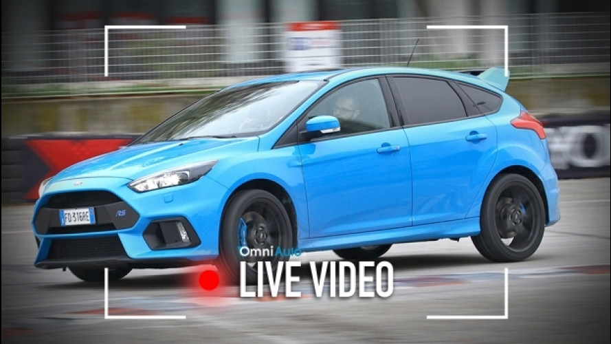 Motor Show, le reazioni dopo gli Hot Lap con noi e Ford Performance [VIDEO]