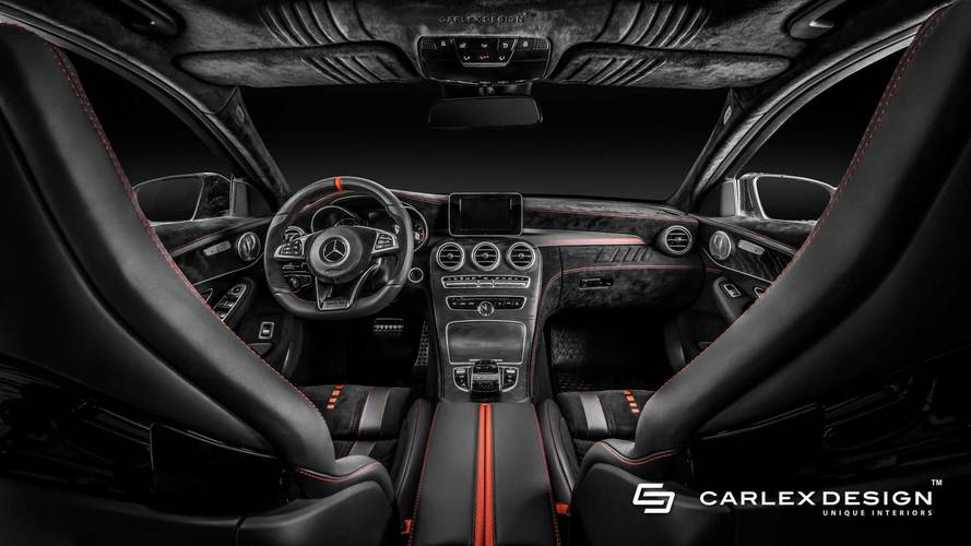 Mercedes-AMG C43 By Carlex Design