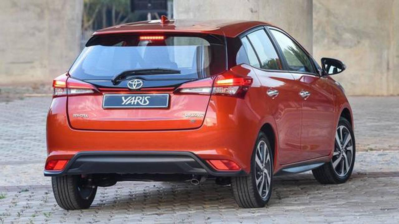 Toyota Yaris 2018 - Qual o motor?
