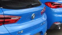 BMW X2 - Flagra no Brasil