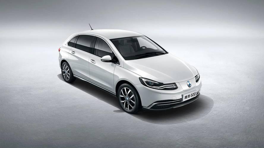 Daimler'in yeni elektrikli aracı sadece Çin'de satışa çıkacak