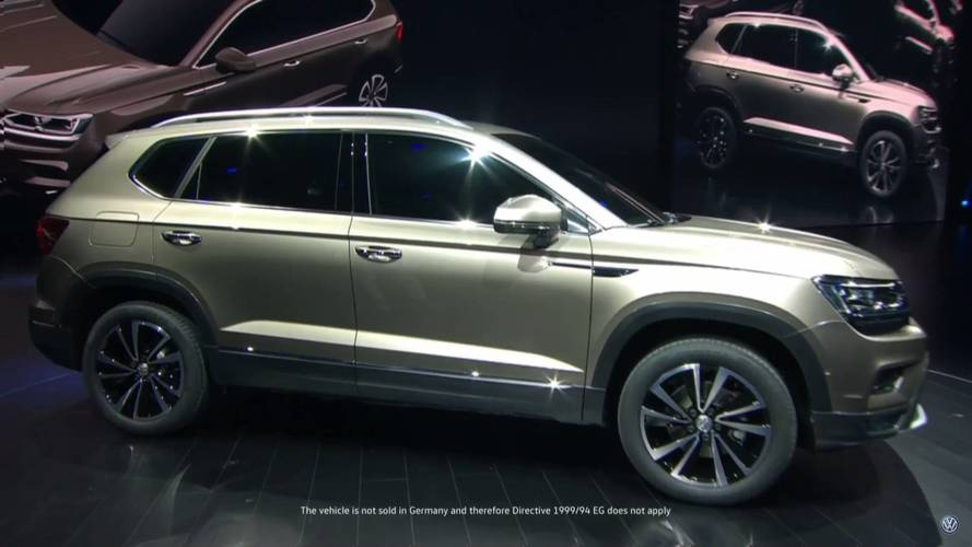 Volkswagen Powerful Family SUV / Tarek