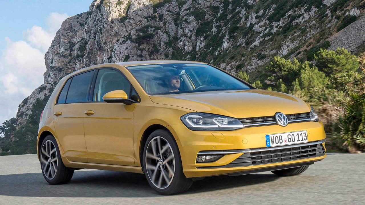 Platz 1: Volkswagen