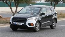 2020 Ford Escape spy photo