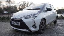 2017 Yaris Hybrid long-term test car