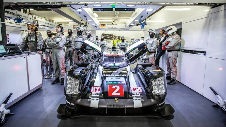 Porsche en LMP1 - Sous haute pression pendant sept ans