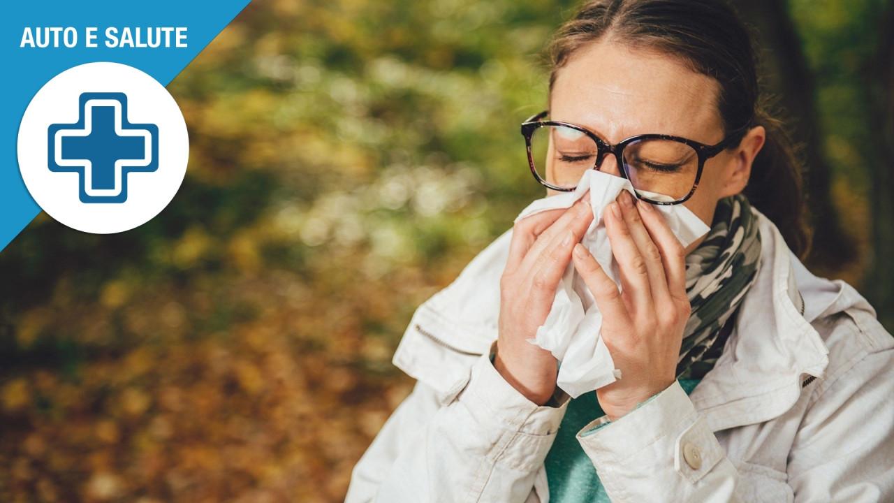 [Copertina] - In auto con l'influenza, come evitare il contagio