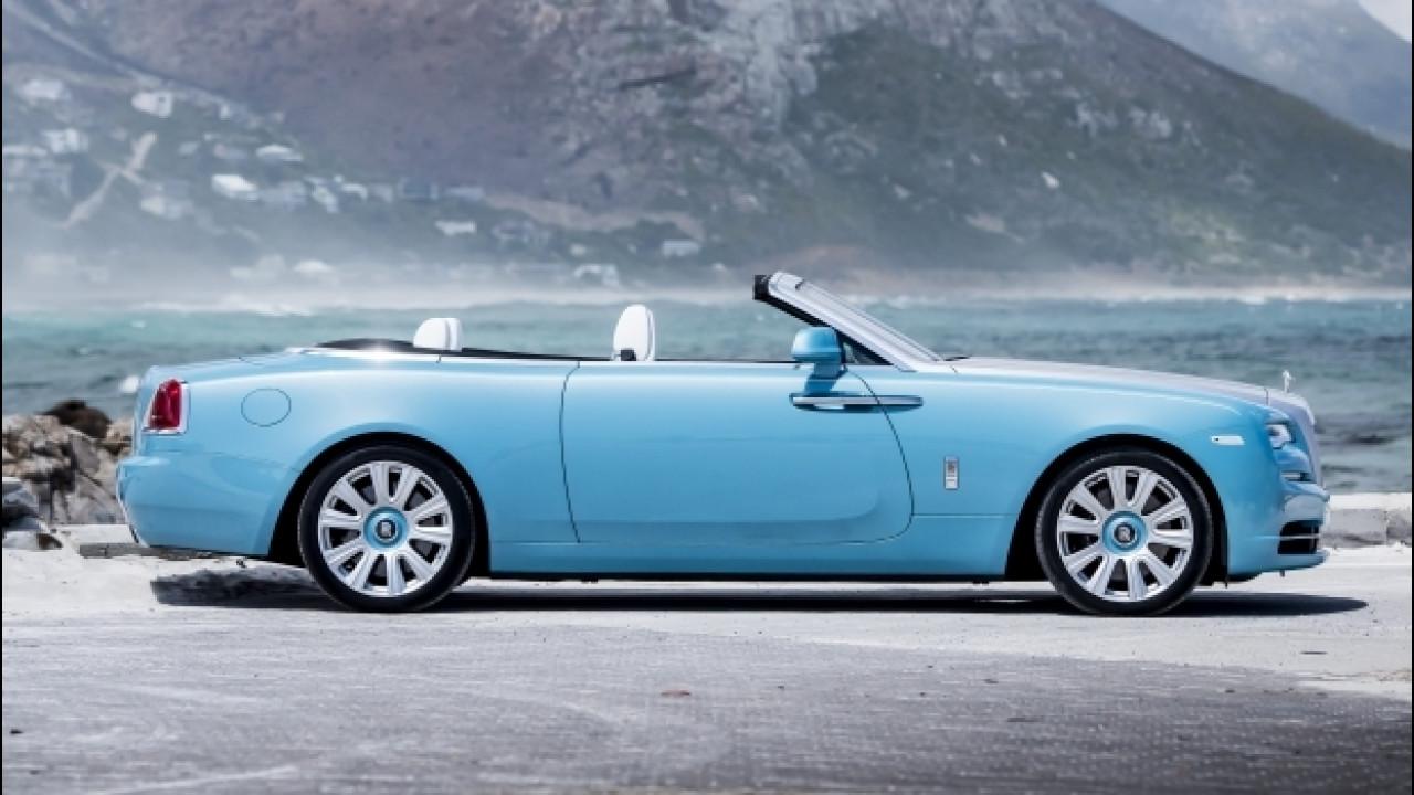 [Copertina] - Rolls Royce festeggia il secondo record di vendita nella sua storia