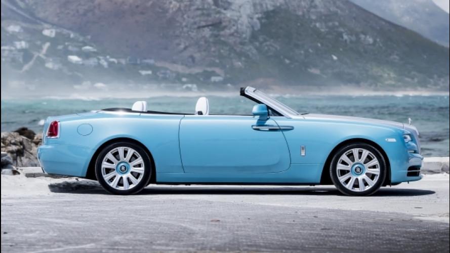 Rolls Royce festeggia il secondo record di vendita nella sua storia