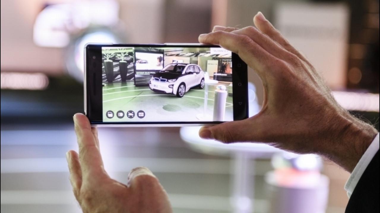 [Copertina] - BMW i, allo sviluppo un configuratore in realtà aumentata