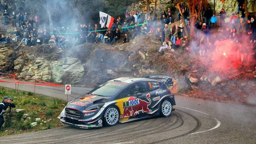 WRC - Et un succès de plus pour Ogier et Ingrassia !