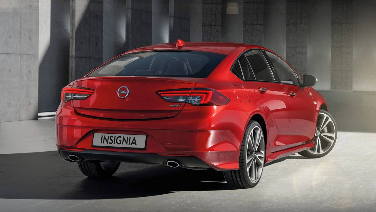 Opel Insignia Exclusive