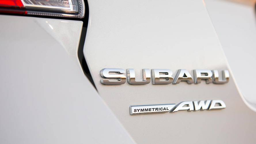 Subaru's been fiddling emissions data