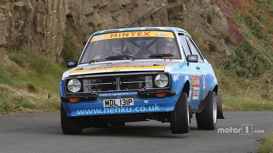 Double-Death Tragedy Stuns UK Historic Rallying Scene
