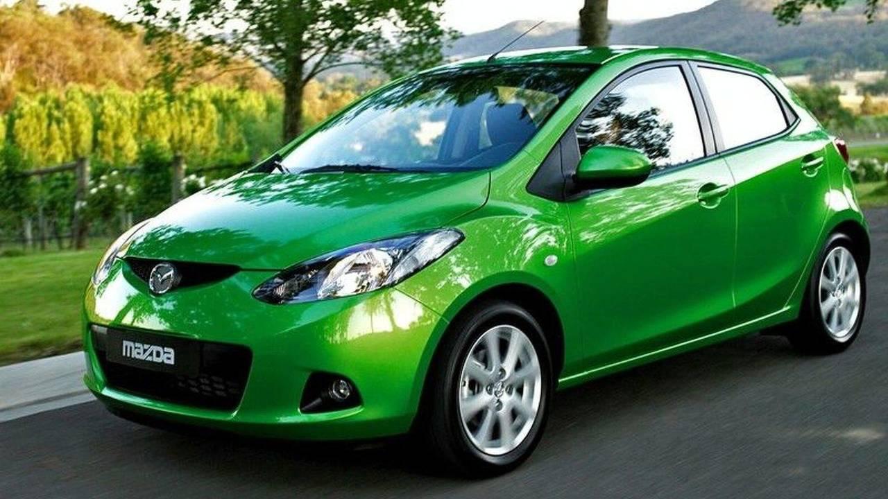 2008 World Car of the Year: Mazda2 / Demio