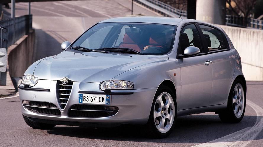 Alfa Romeo 147, un capolavoro con poco