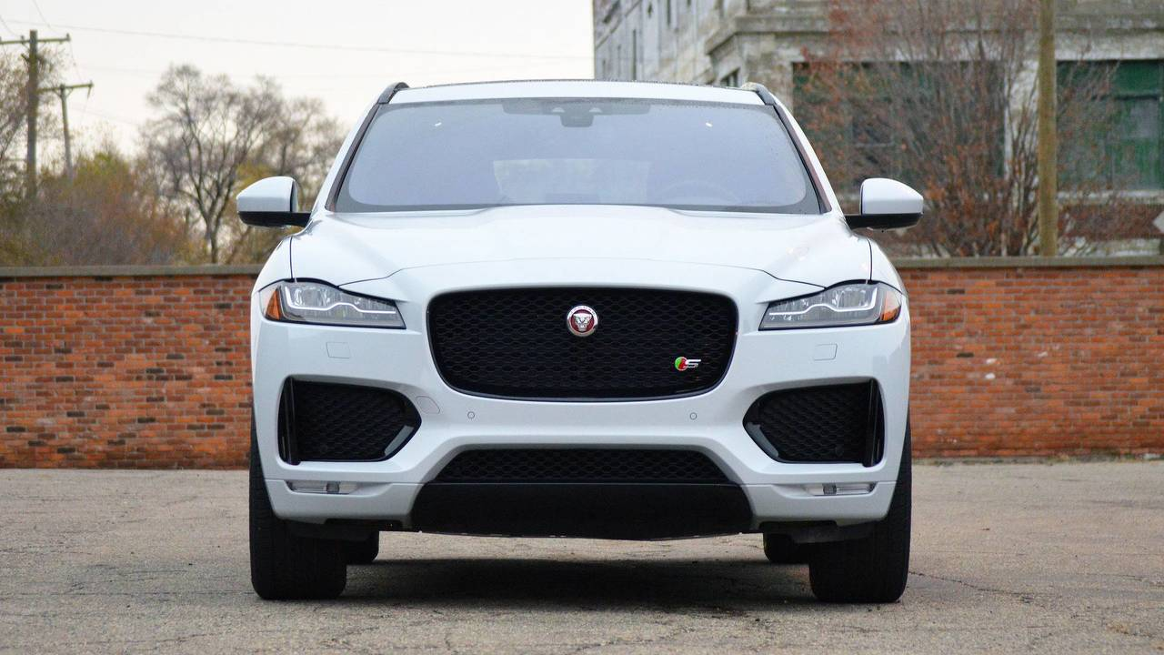 2017 World Car Design of the Year: Jaguar F-PACE