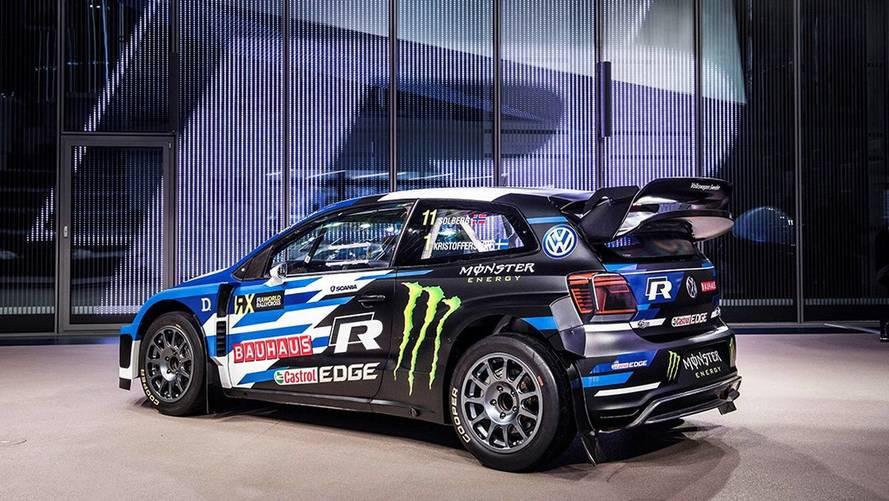 Volkswagen, 2018 WRX'te yarışacak Polo R'ı tanıttı