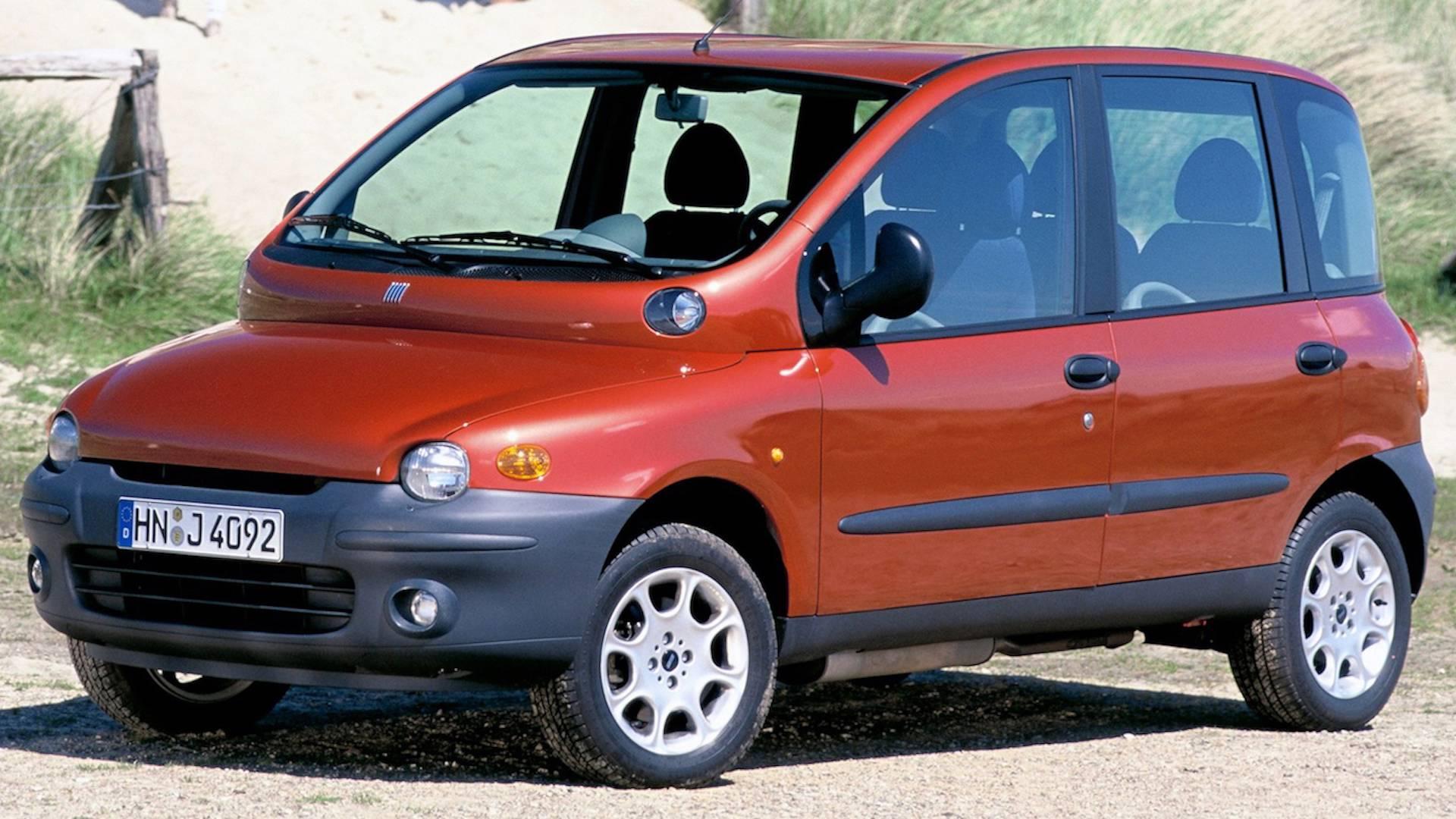 Fiat Multipla Genio Assoluto
