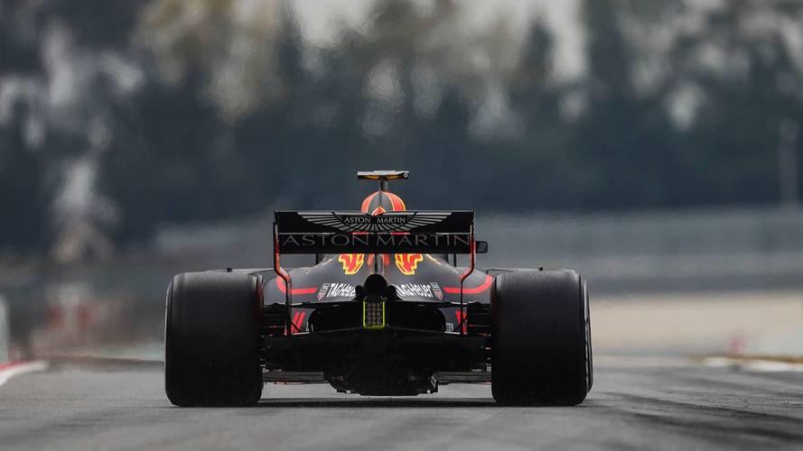 Test Barcelona F1 2018