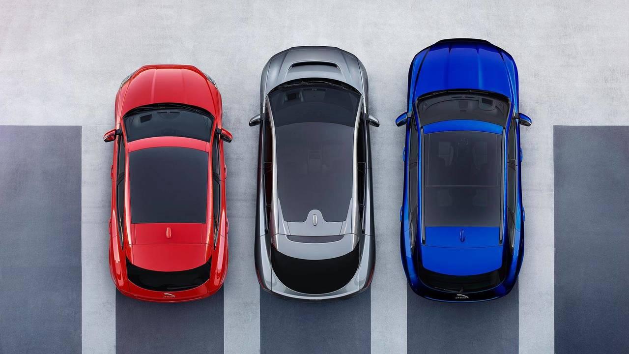 Jaguar I-Pace Teaser