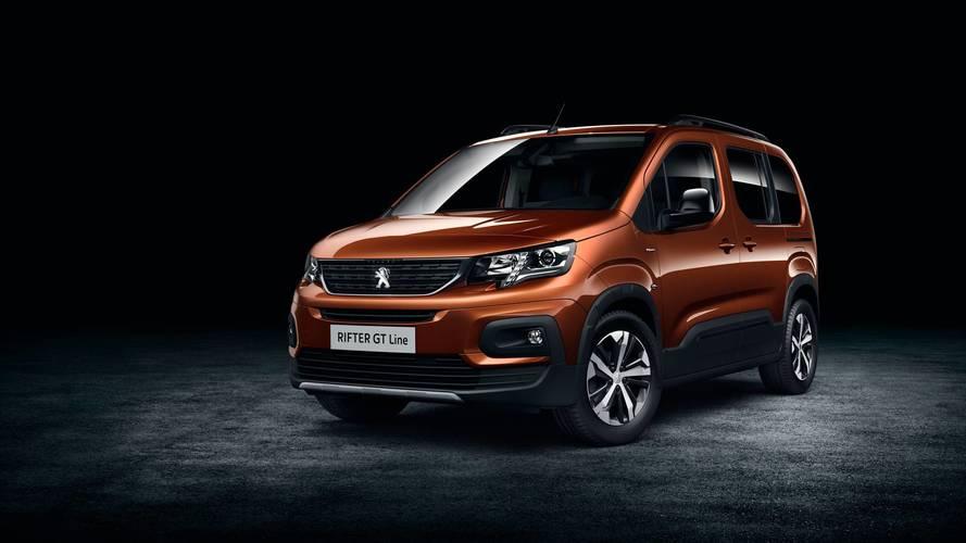 Yeni Peugeot Rifter tanıtıldı
