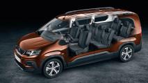 Peugeot Rifter wird Nachfolger des Partner Tepee