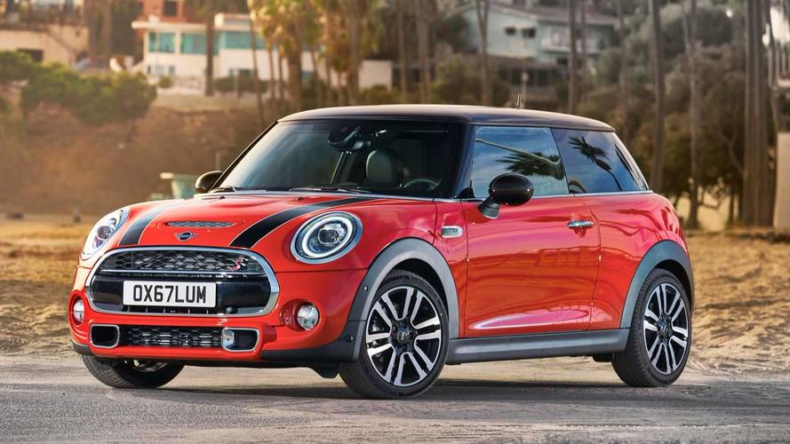 BMW Allegedly Considering Dropping Mini 3-Door Hardtop In 2022