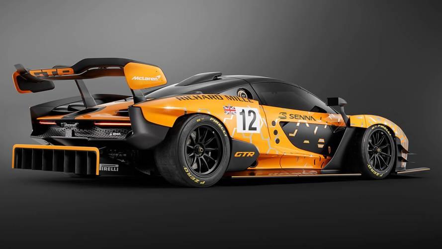 McLaren Senna GTR, piloti veloci e ricchissimi cercasi