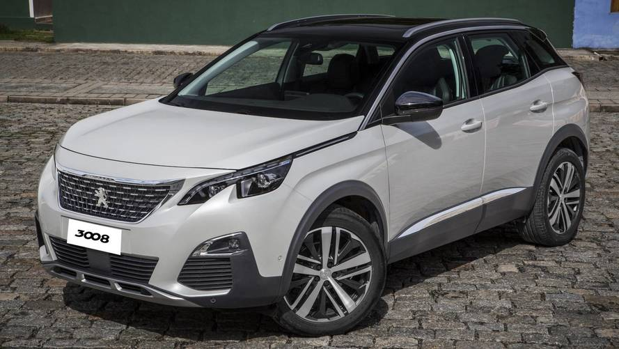 Peugeot lança 3008 Griffe Pack por R$ 154.990