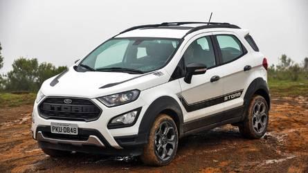 Ford apresentará 1º SUV desenvolvido junto com a Mahindra em 2020
