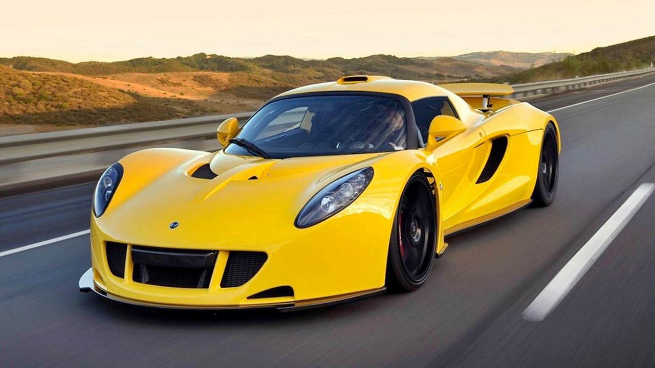 Hennessy Venom GT: 435 km/h
