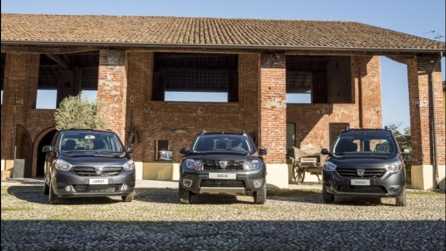 Dacia, la nuova gamma GPL monta il 1.6 da 100 e 115 CV