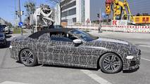 2019 BMW 8 Series Convertible spy photo