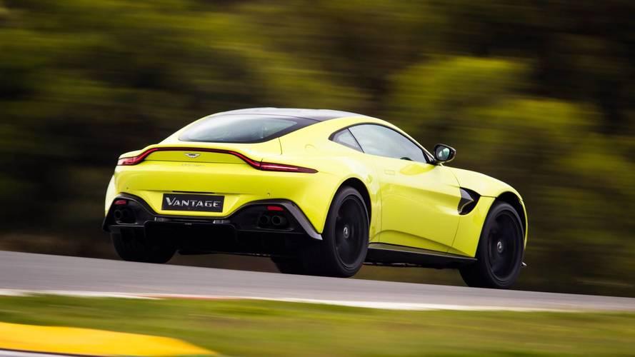"""Aston Martin lancera dix """"nouveaux"""" modèles d'ici deux ans"""