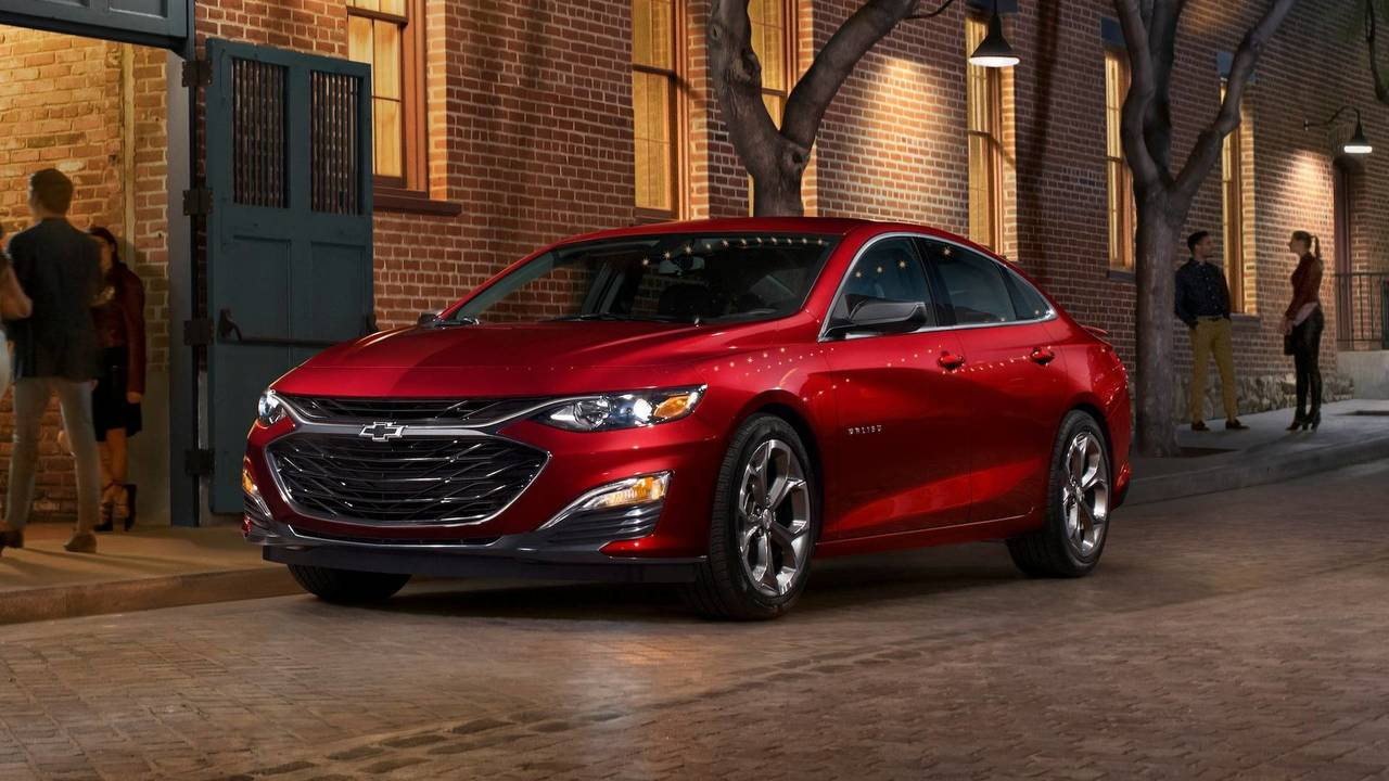 Chevrolet Malibu Hybrid Officially Killed For 2020