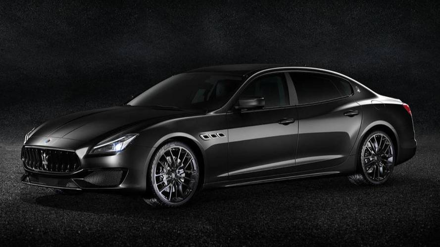 Maserati Nerissimo Editions