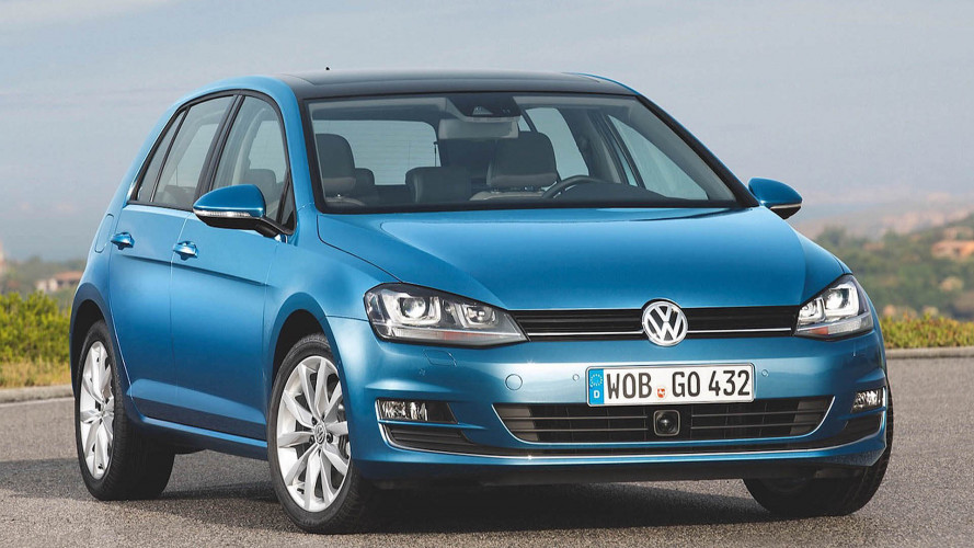 2013: VW Golf
