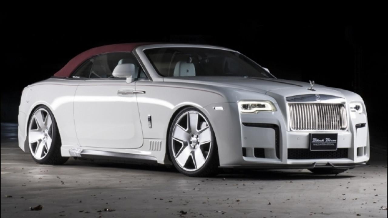 [Copertina] - Rolls-Royce Dawn by Wald, per impressionare ancora di più