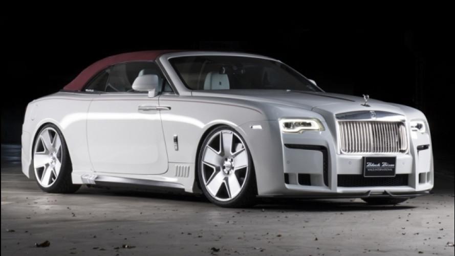 Rolls-Royce Dawn by Wald, per impressionare ancora di più
