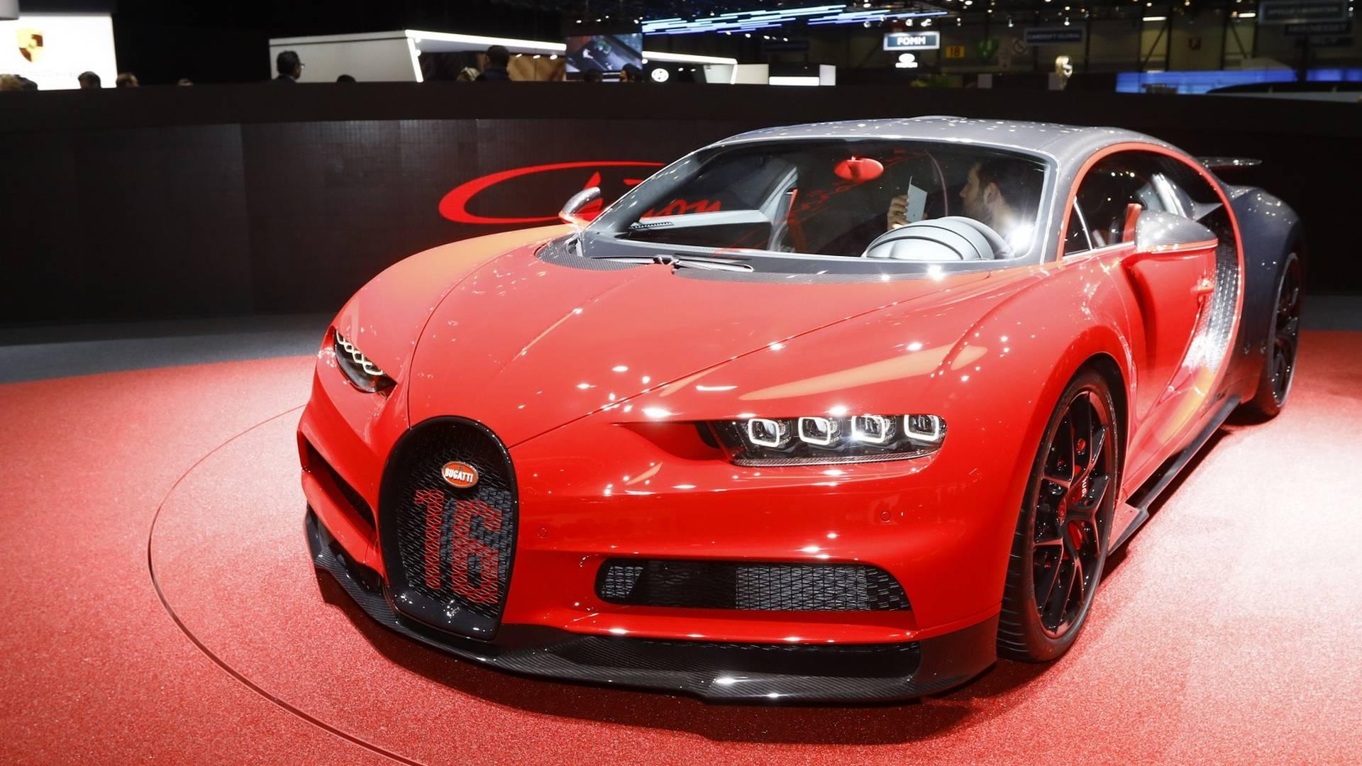 Bugatti Boss Confirms Future Projects Are Underway
