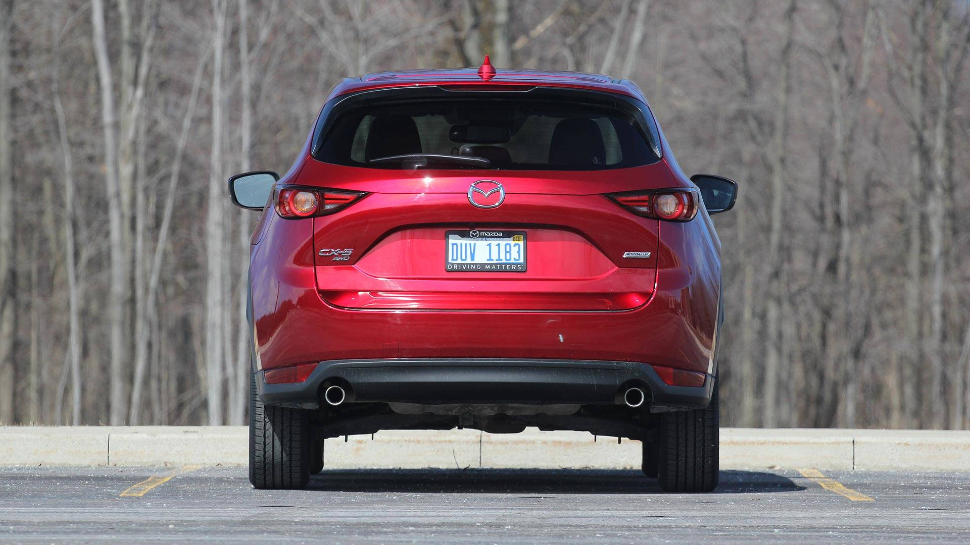 2018 mazda cx 5 review trailing its own triumph fandeluxe Gallery