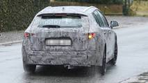 2019 Toyota Auris Wagon Spy Photo