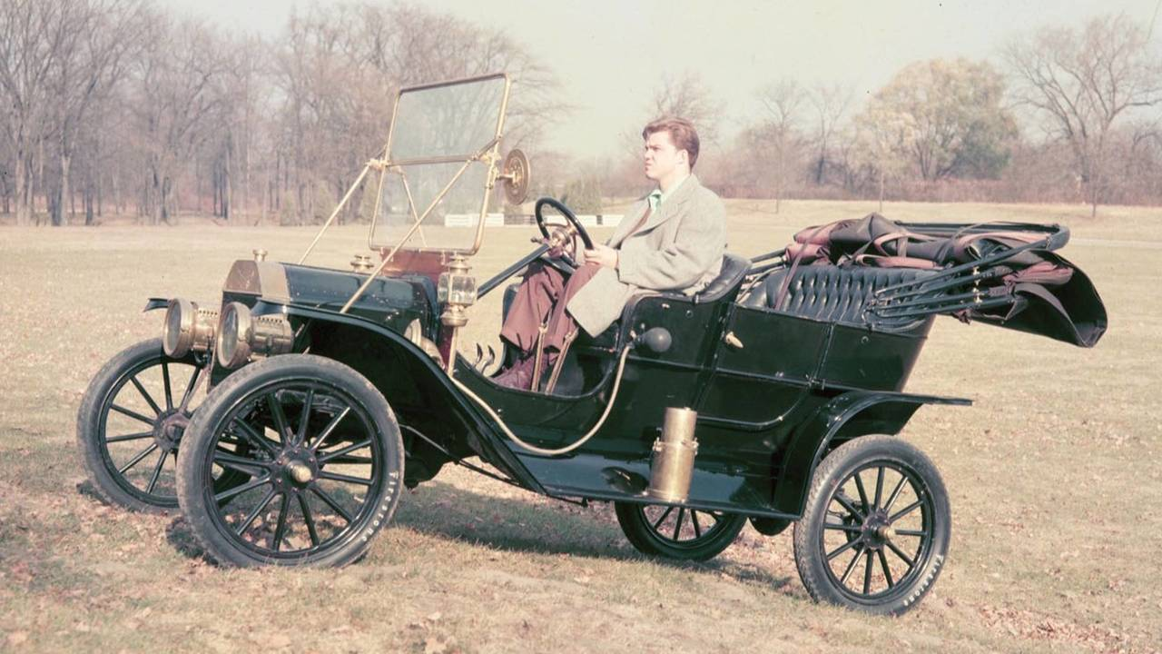 Ford Model T: Tin Lizzie