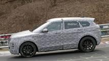 Range Rover Evoque 2019 - Flagra em Nurburgring