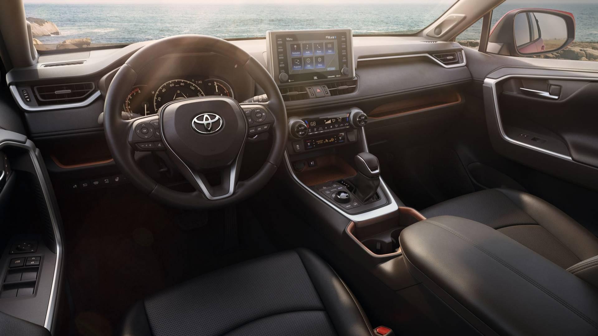 Toyota Puts The Spotlight On The 2019 Rav4 With Promo Videos